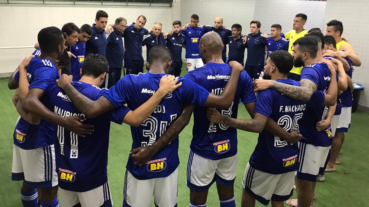 Cruzeiro vence o Tupynambás