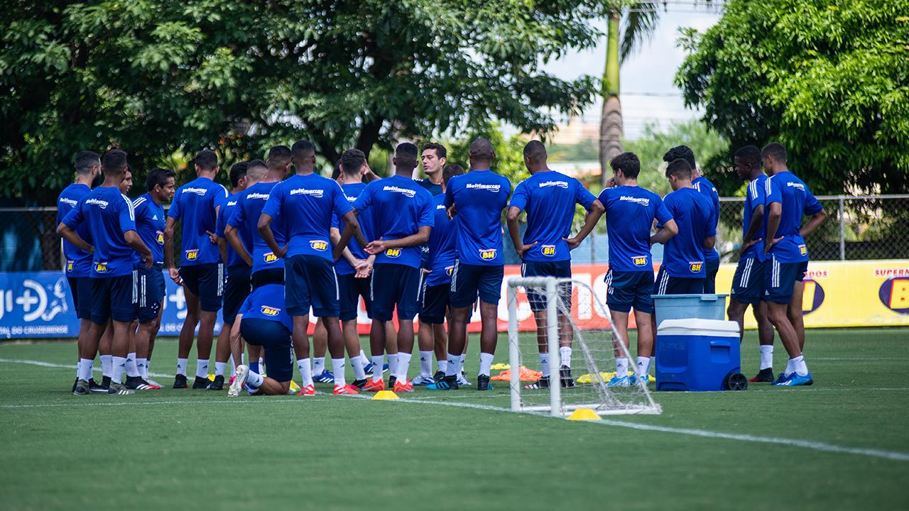 Patrocinense x Cruzeiro