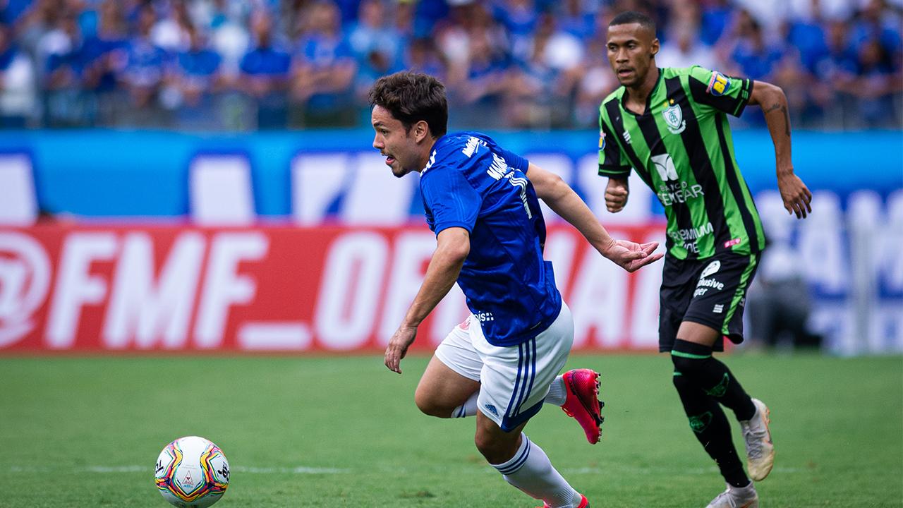 Cruzeiro empata com o América