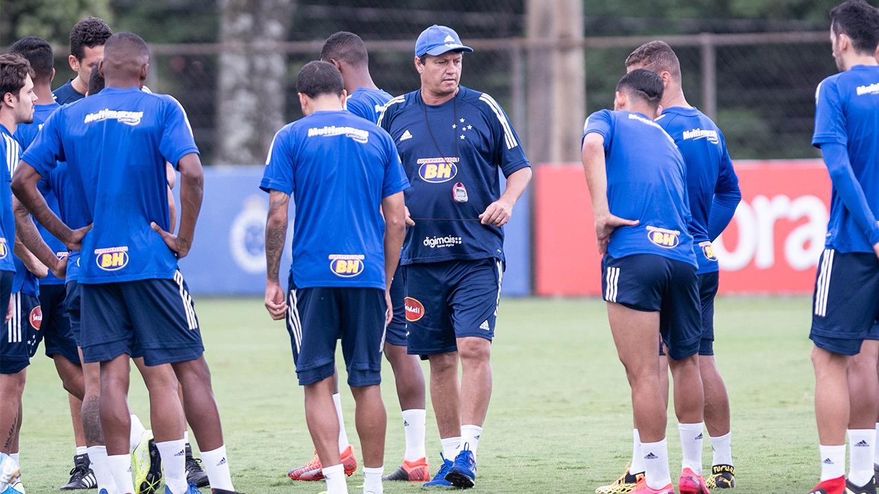 Cruzeiro x Coimbra