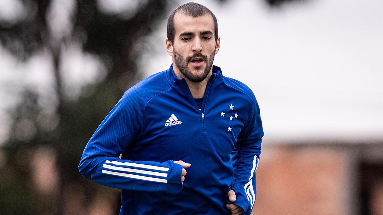 Raúl Cáceres treinou