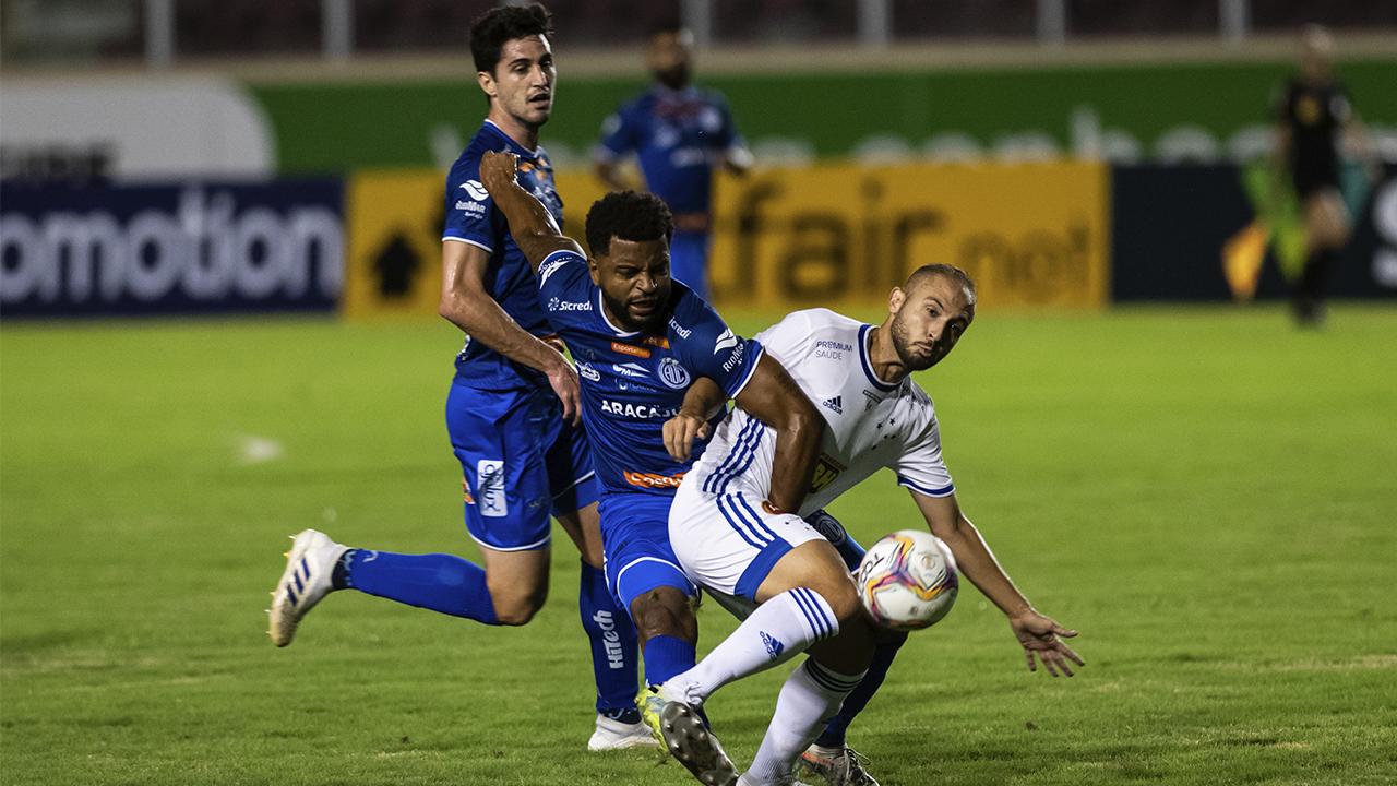 Confiança 1x1 Cruzeiro