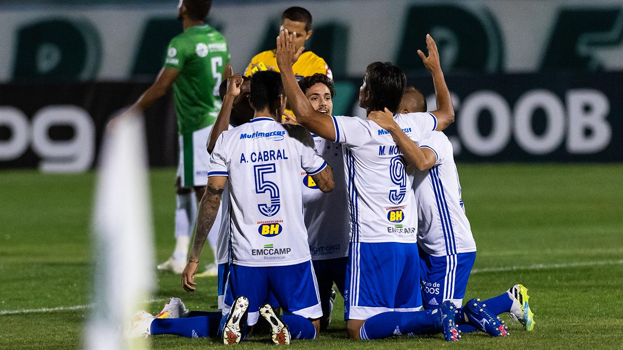 Cruzeiro 3x2 Guarani