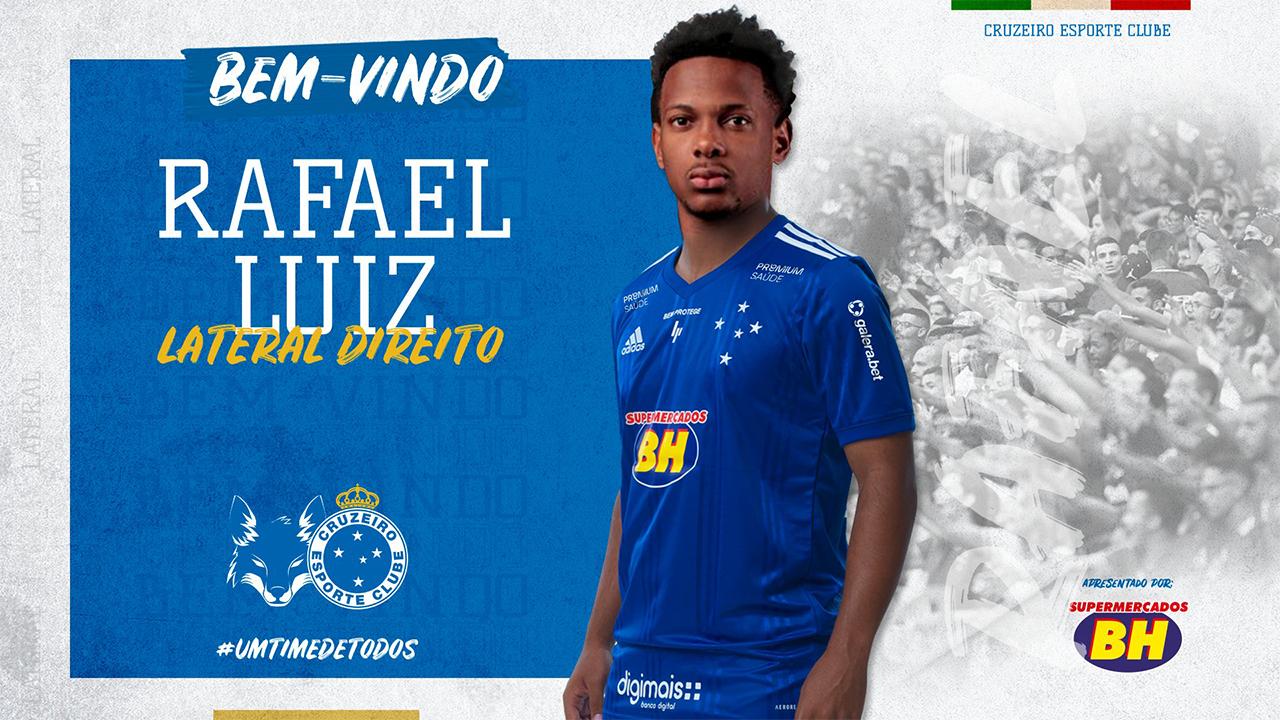 Rafael Luiz anunciado