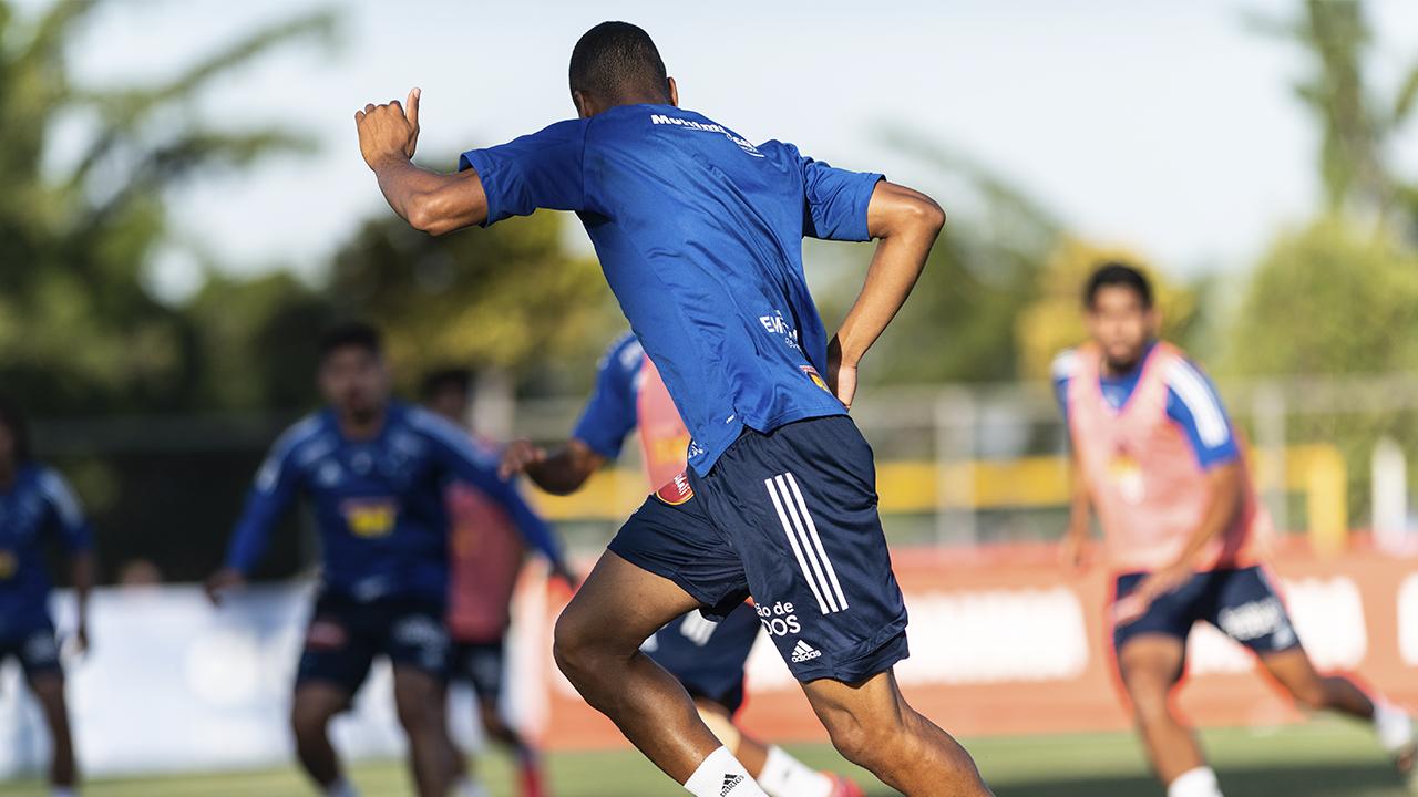 Cruzeiro tenta manter boa sequência
