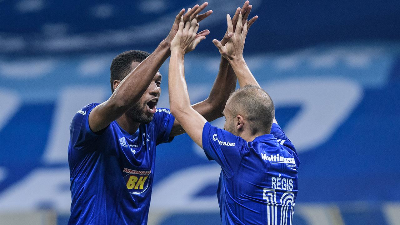 Cruzeiro faz melhor partida