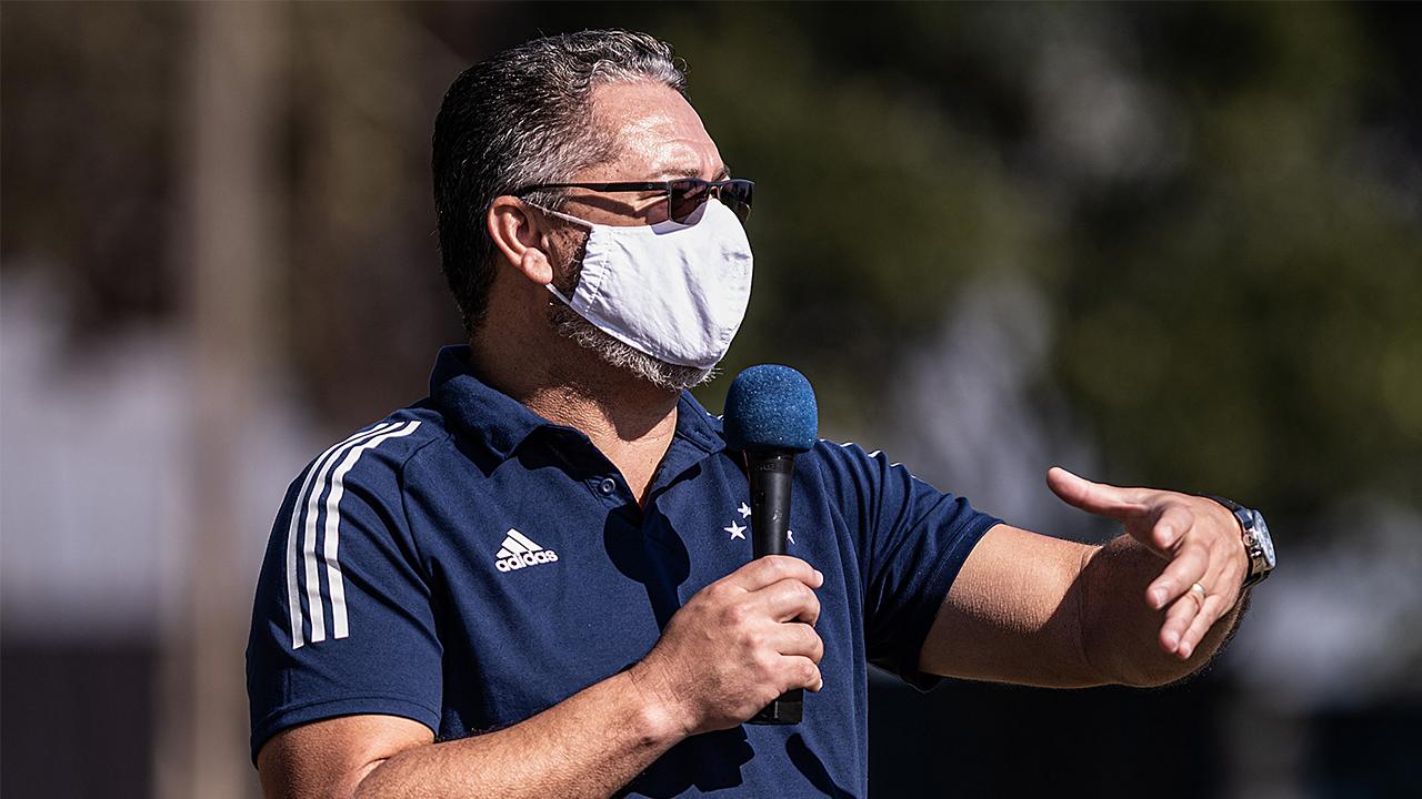 Rogério Micale deixa o Cruzeiro