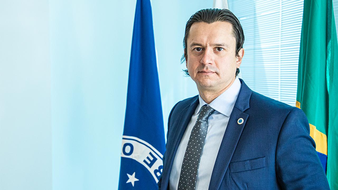 Sérgio Rodrigues será candidato