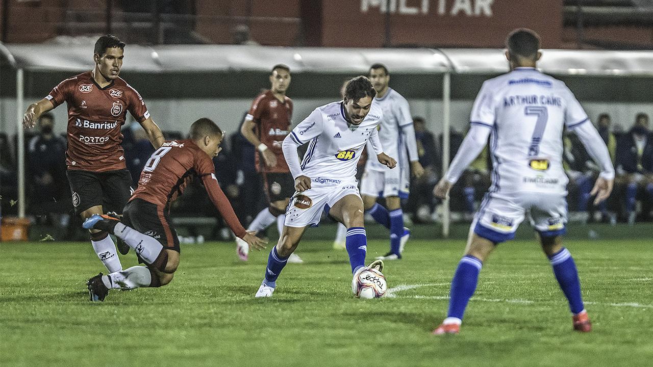 Pós Jogo – GE Brasil 1x0 Cruzeiro
