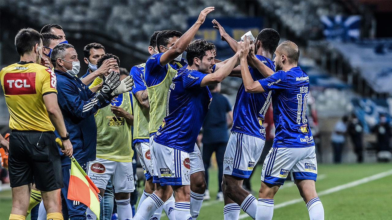 Cruzeiro 1x0 Vitória