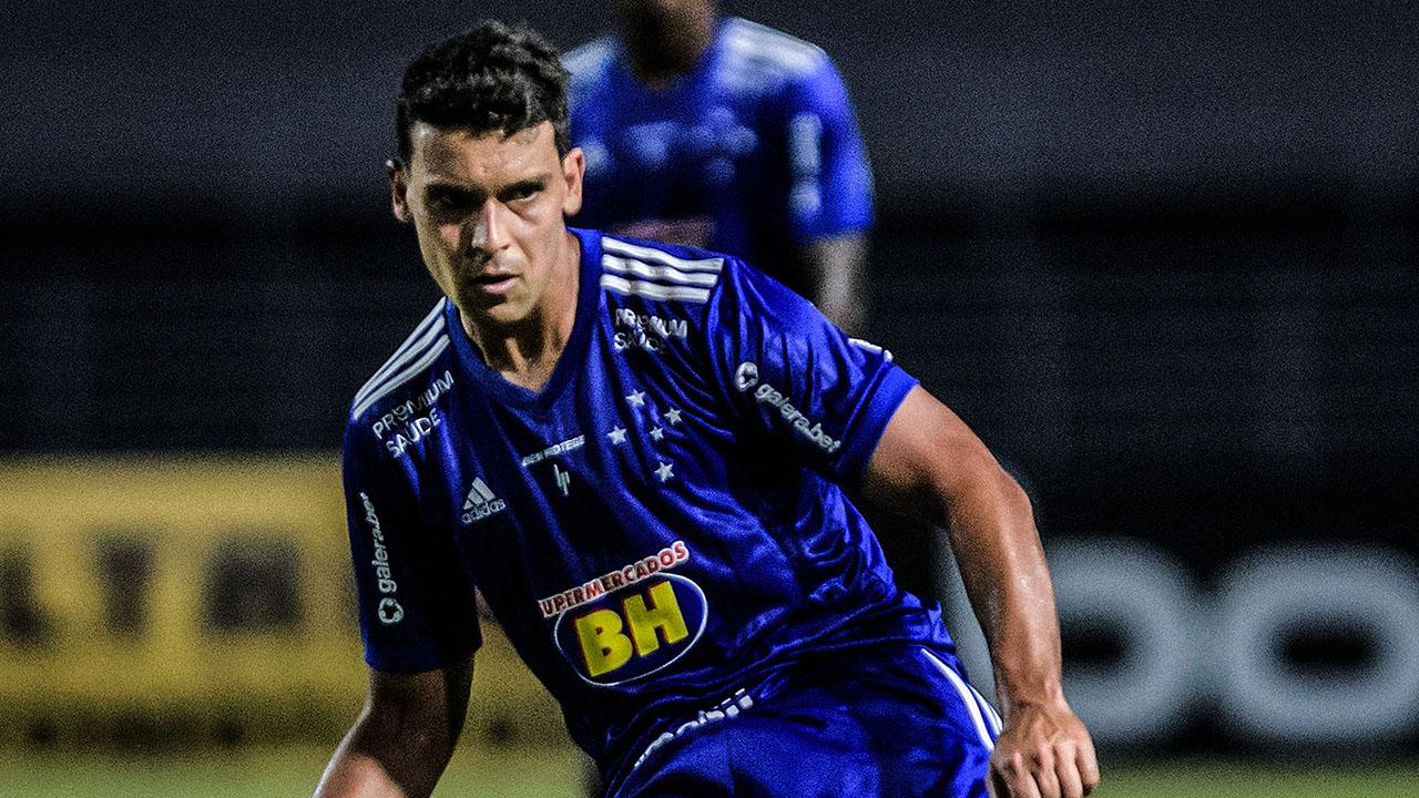 Jean deixa o Cruzeiro