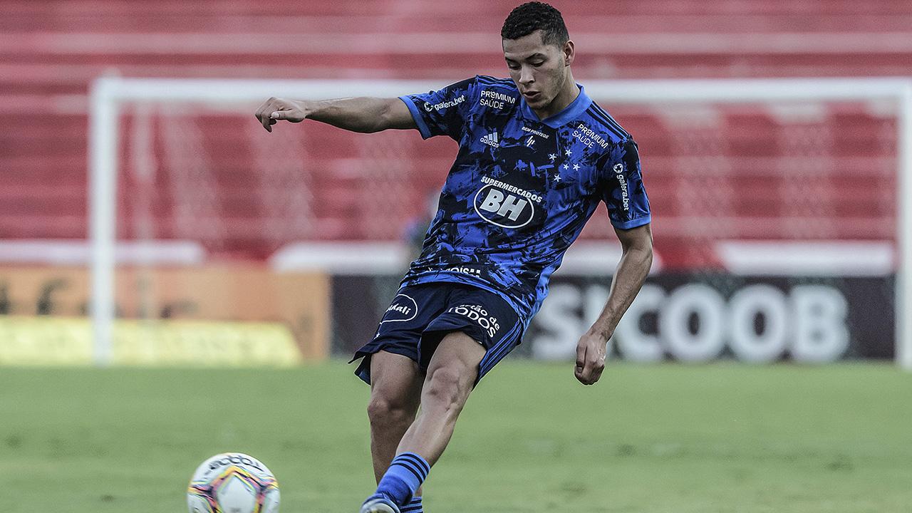 Cruzeiro atualiza situação do DM