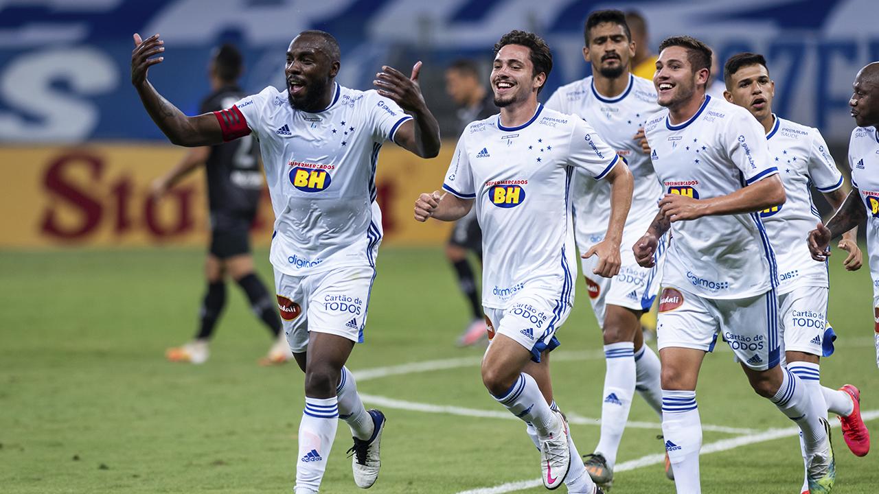 Pos Jogo Cruzeiro 3x0 Ponte Preta Analise Tatica Da Partida Diario Celeste