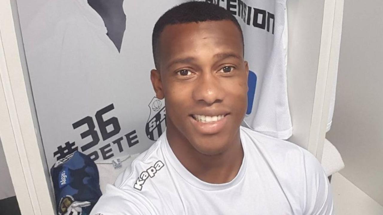 vinda do Copete para o Cruzeiro