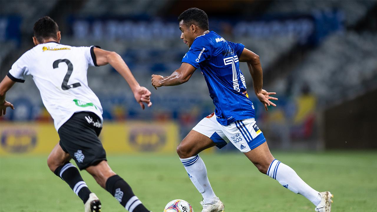 Cruzeiro empata com o Figueirense