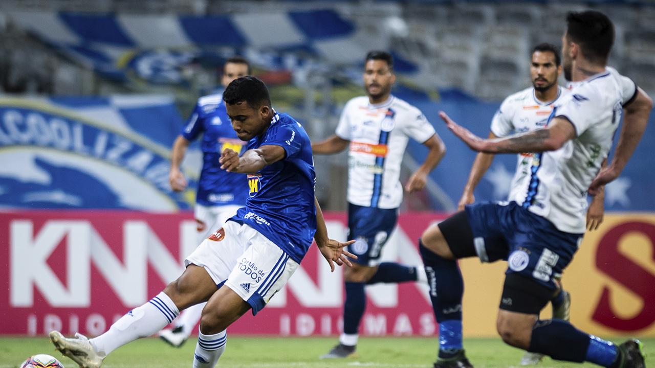 Cruzeiro perde uma posição na Série B