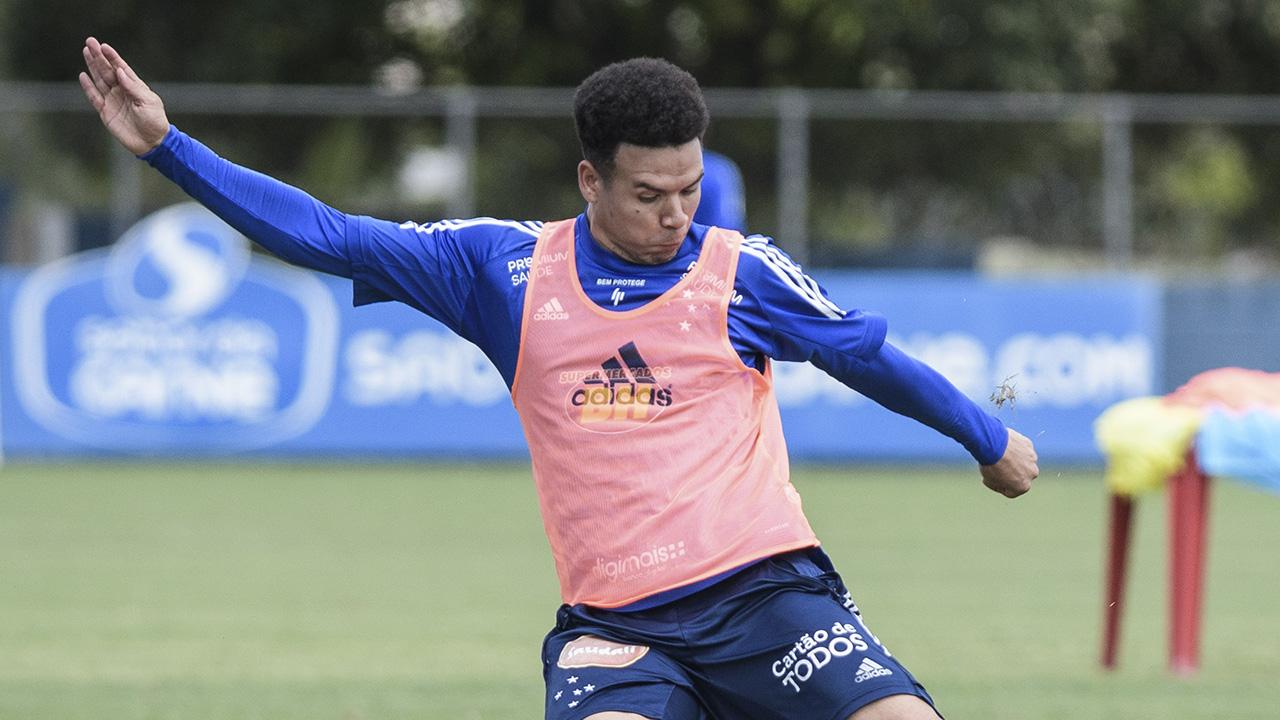 Marquinhos Gabriel no Cruzeiro chegando ao fim