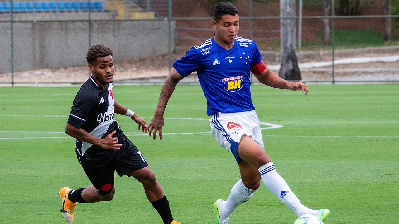 Por indisciplina o Cruzeiro
