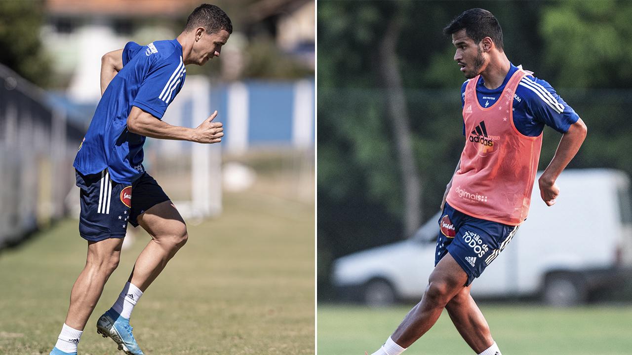 Matheus Índio e Roberson rescindem com Cruzeiro
