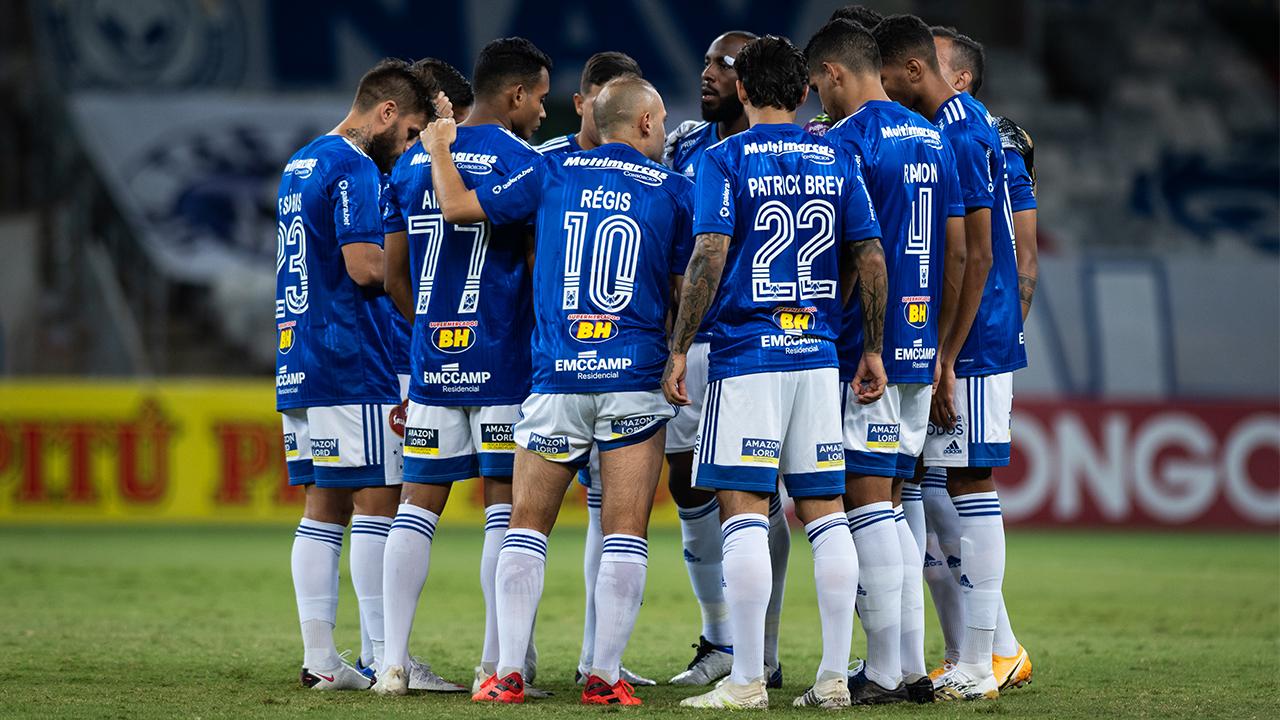 Cruzeiro perde para o Confiança