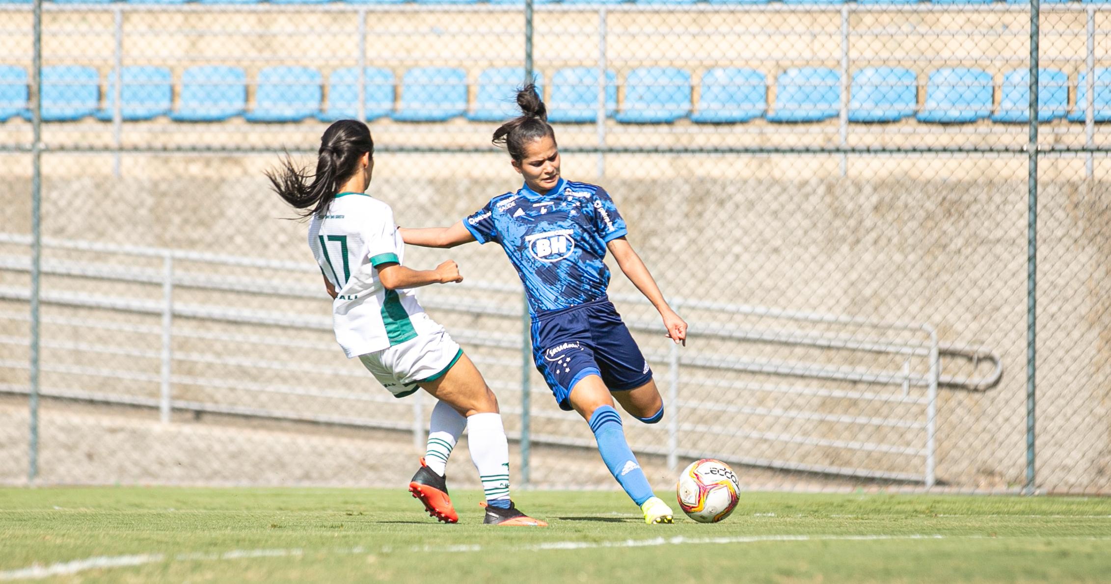 Transmissão Cruzeiro x América campeonato mineiro feminino