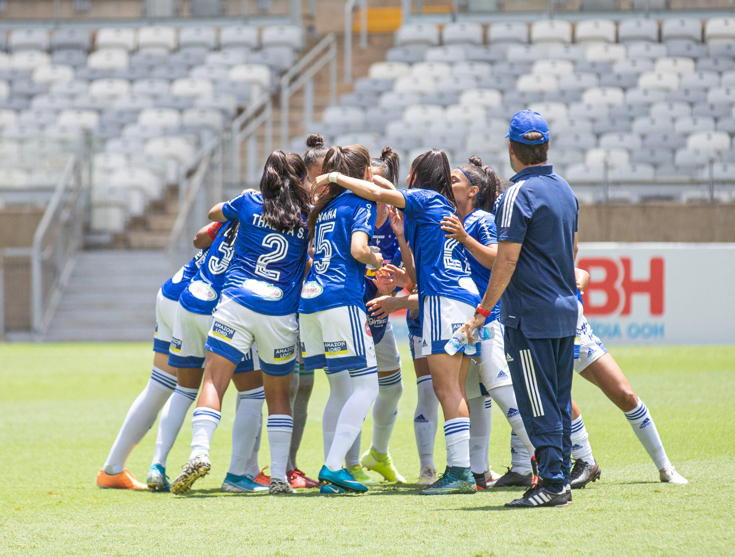 Cruzeiro perde Campeonato Mineiro Feminino 2020