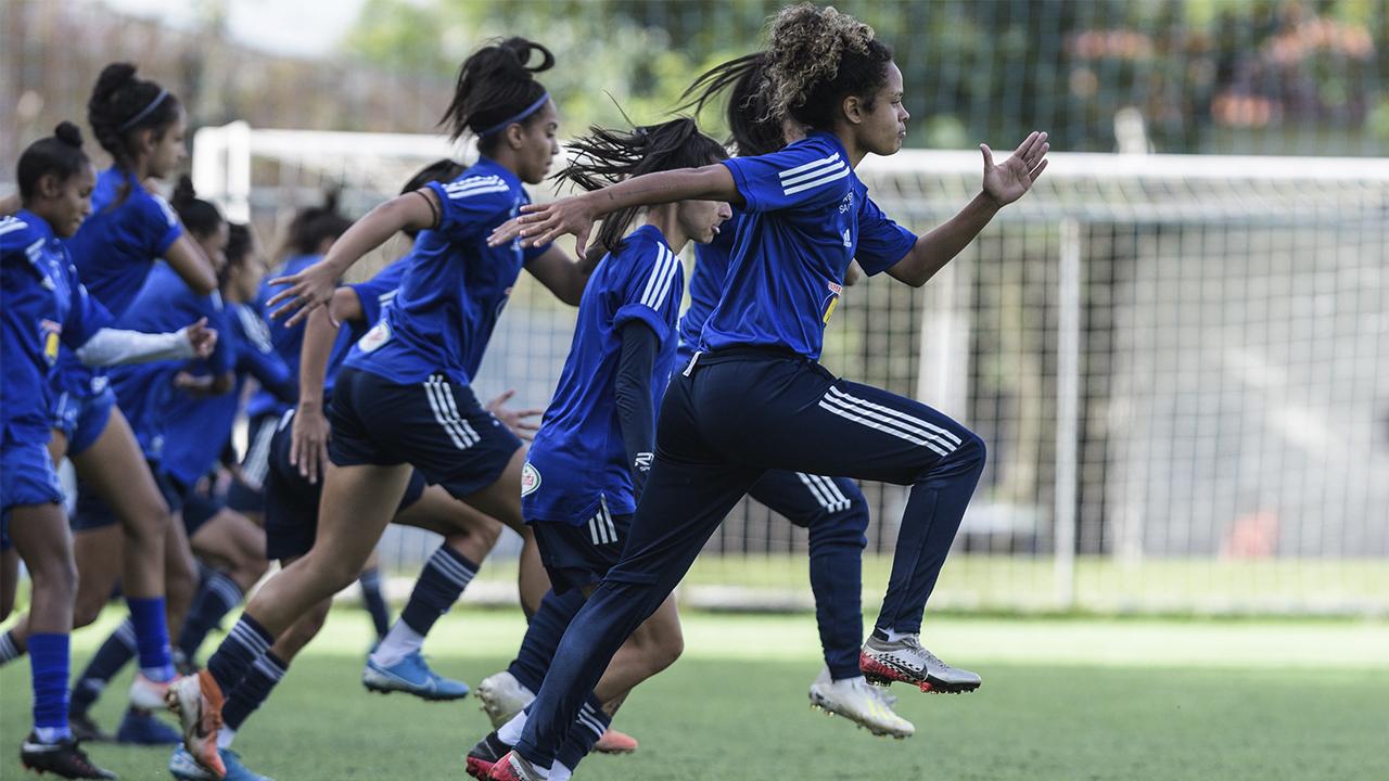Atlético x Cruzeiro Feminino