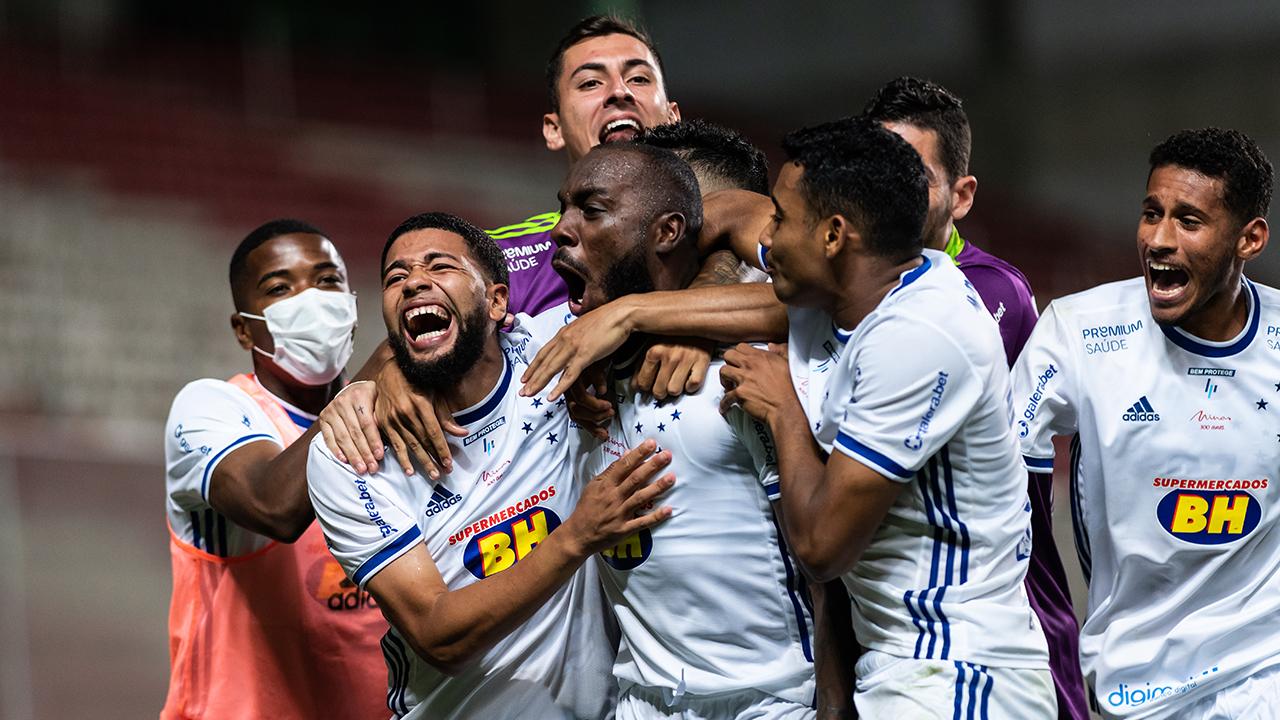 Cruzeiro bate o América fora de casa