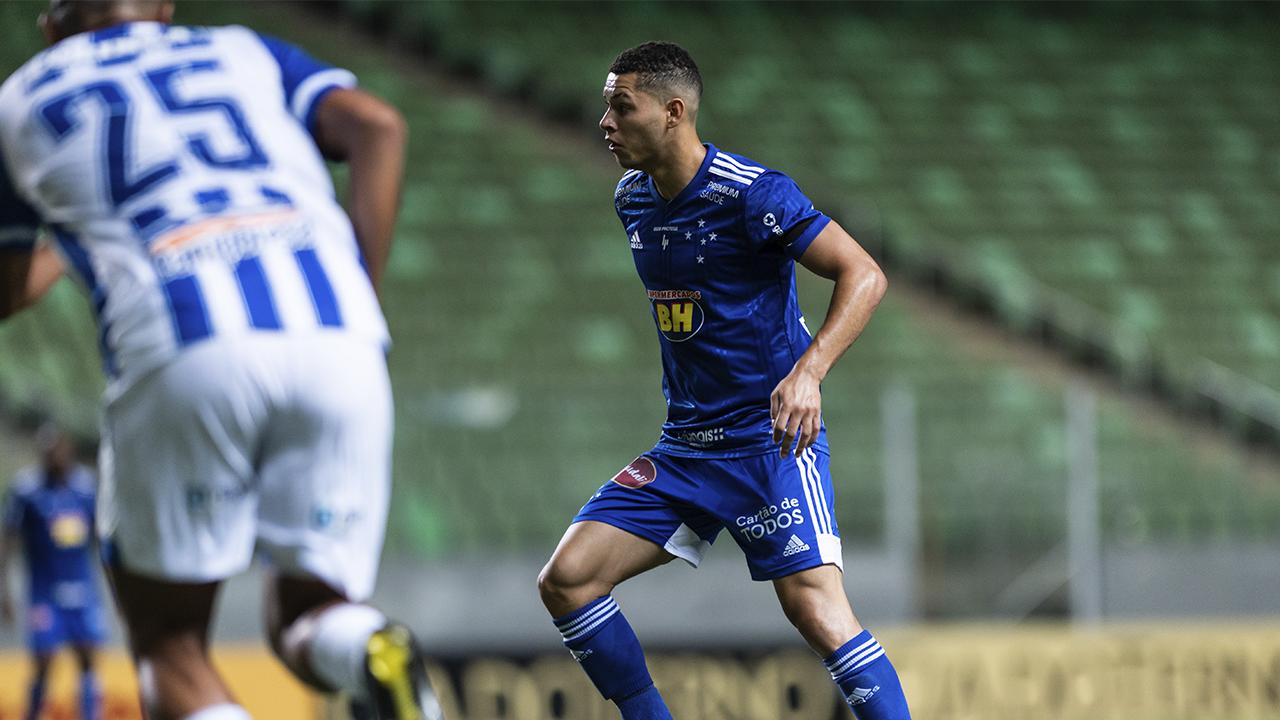 Matheus Pereira suspenso