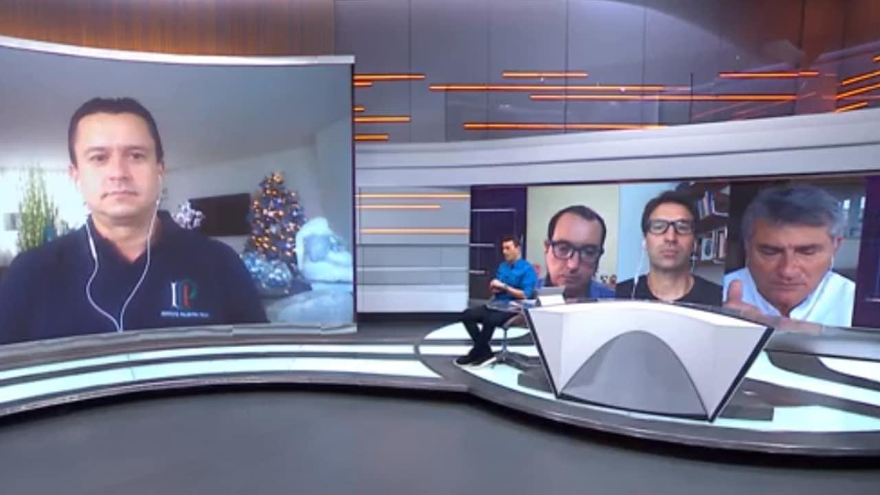 Em participação no Seleção SporTV