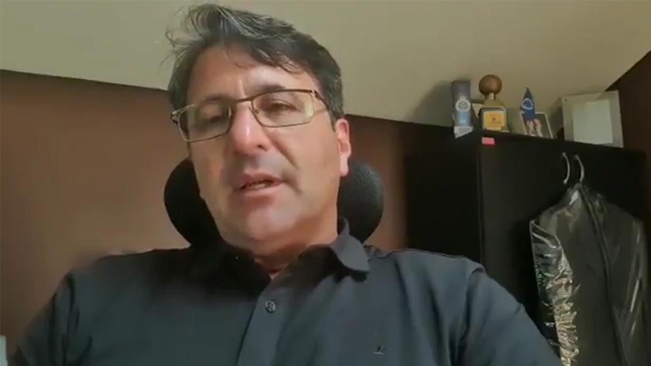 Conselheiro publica vídeo pedindo
