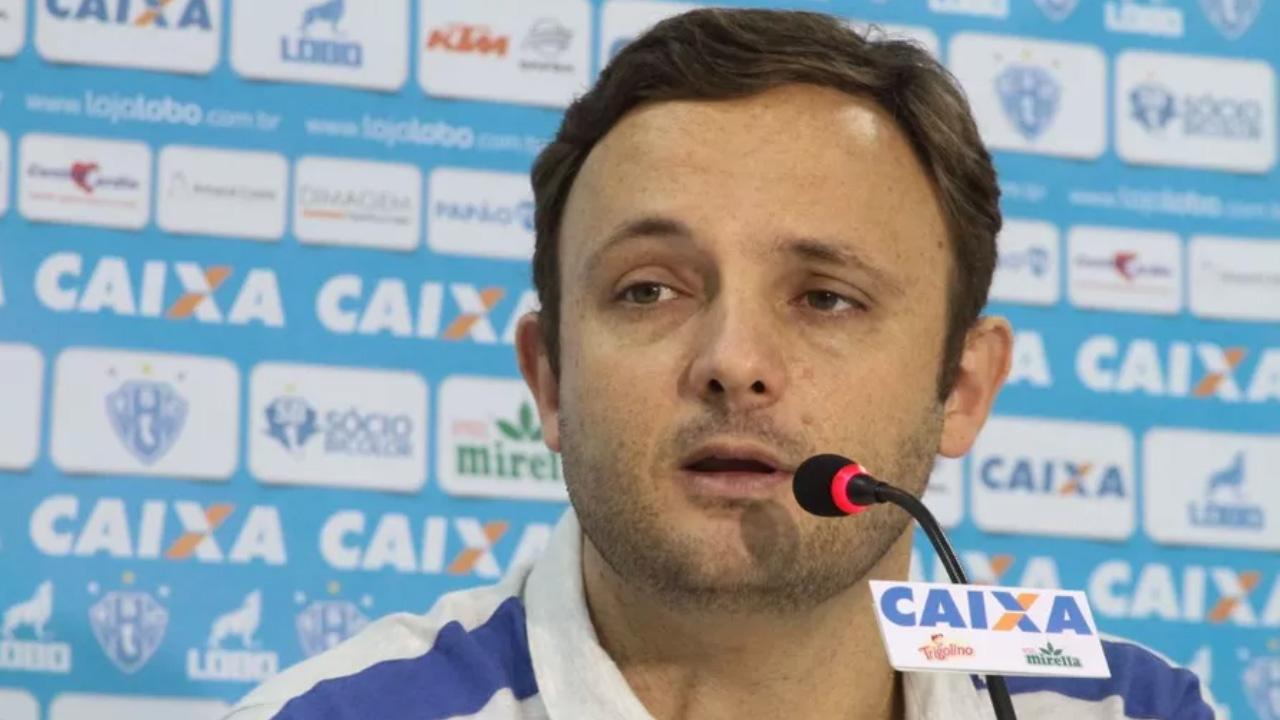 Cruzeiro anuncia novo diretor