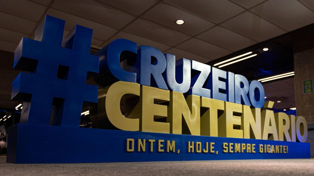 Cruzeiro espera faturar