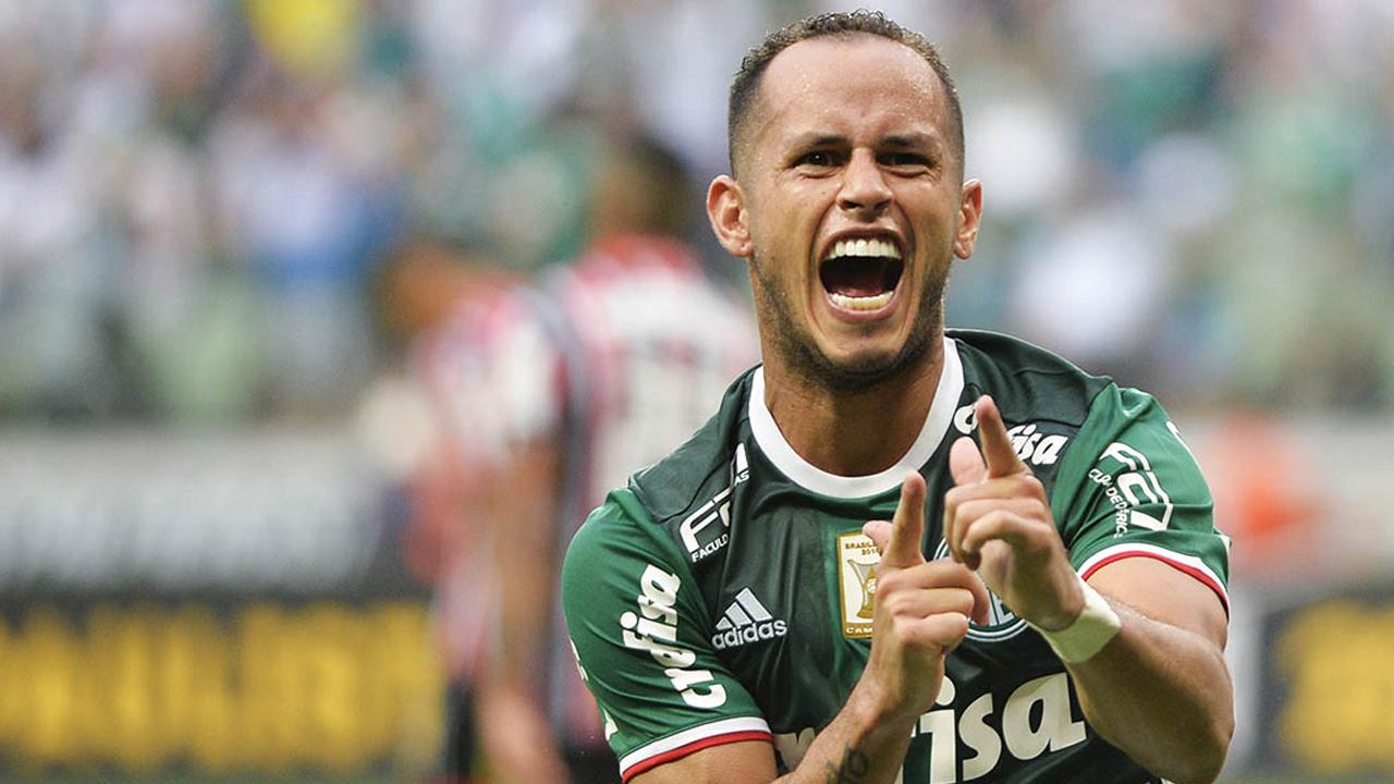 Guerra se despede do Palmeiras