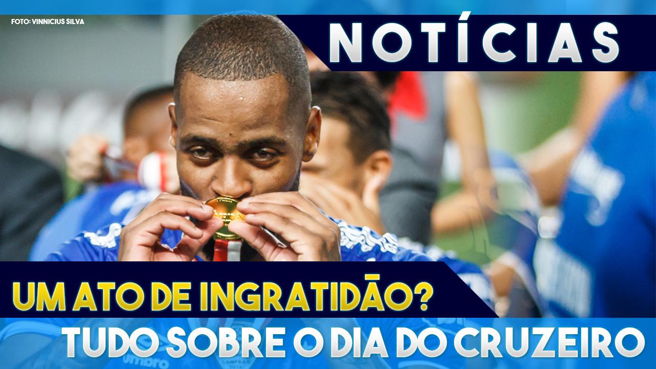 Dedé acionou o Cruzeiro