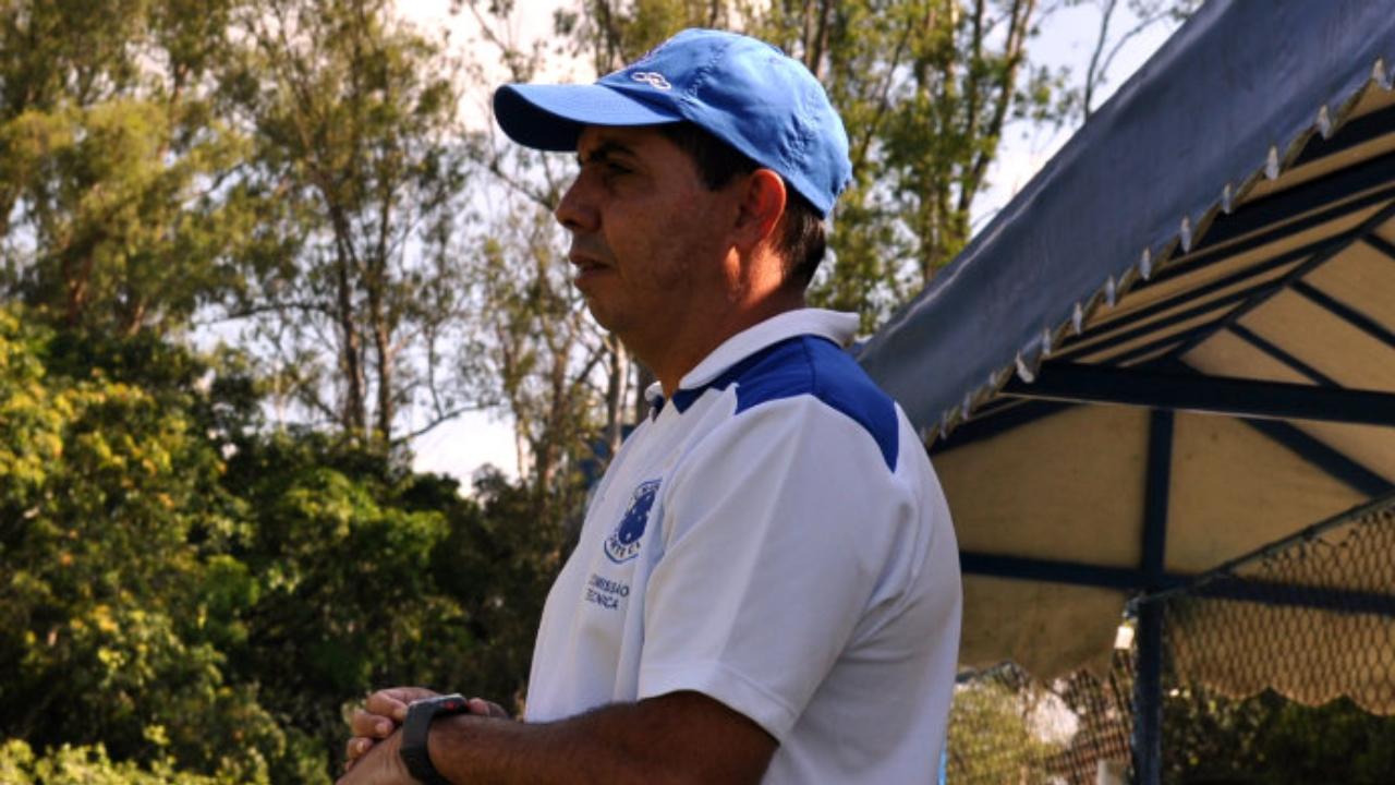 Paulo Castro é o novo treinador