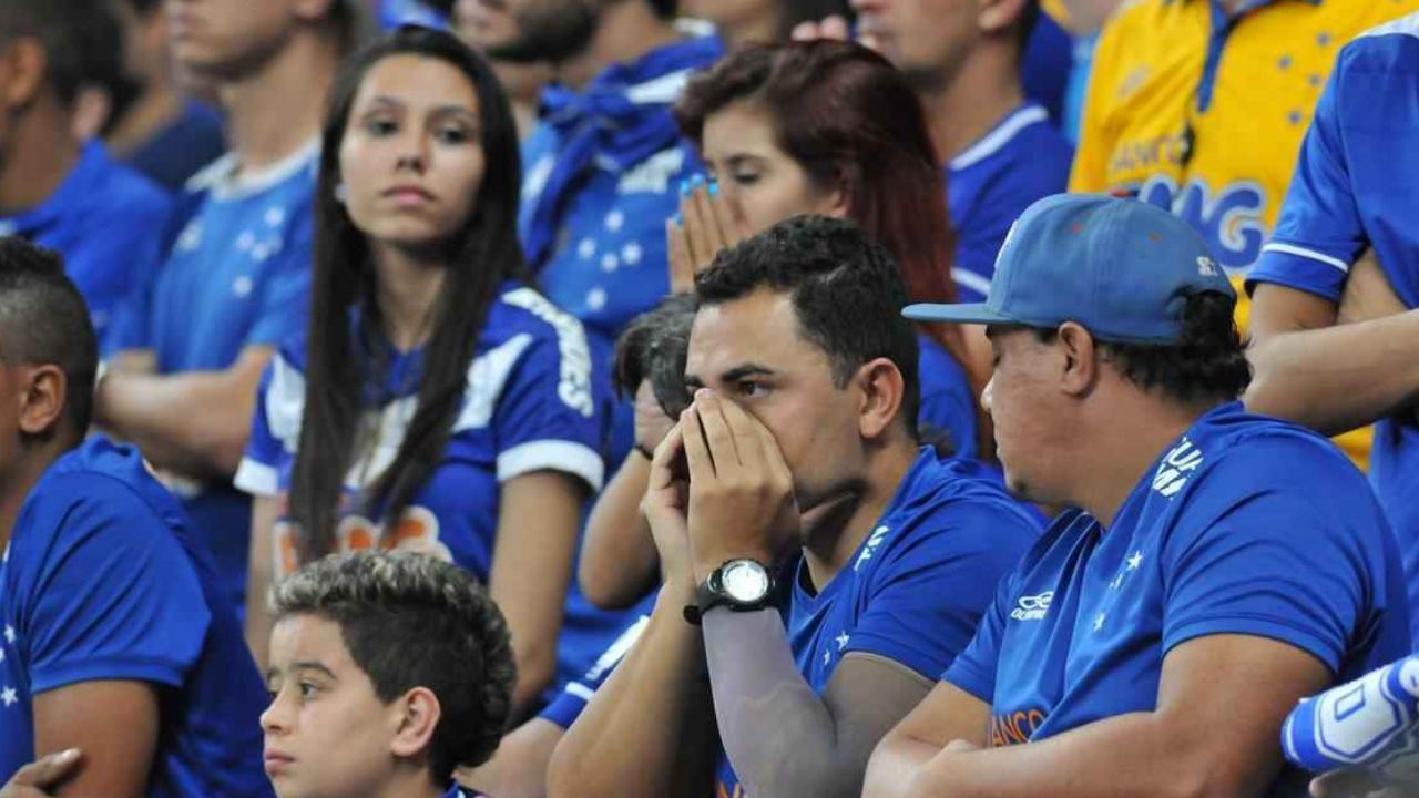 """Por que o Cruzeiro """"perdeu o jeito"""""""