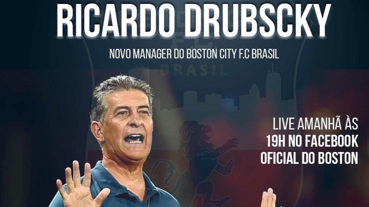 Ex-diretor de futebol do Cruzeiro é o novo manager