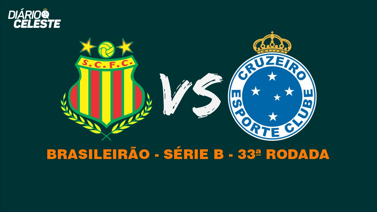 Sampaio Corrêa x Cruzeiro