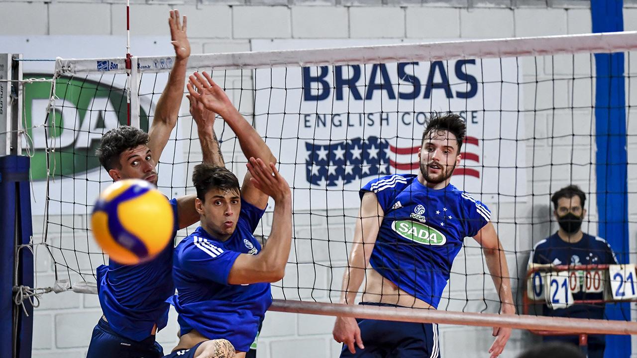 Sada Cruzeiro se reapresenta