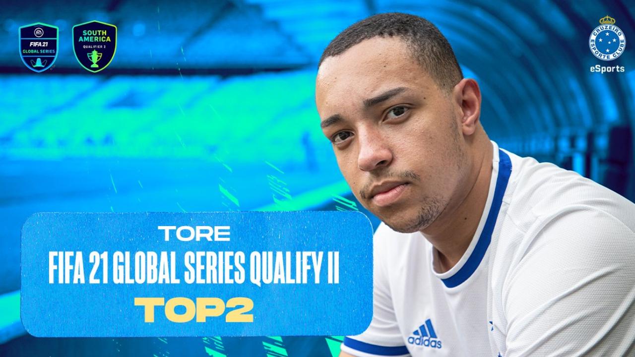 Representante do Cruzeiro é vice-campeão