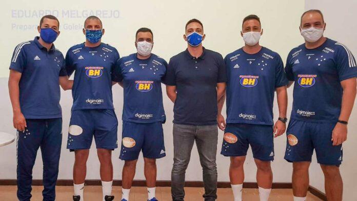 Preparador de goleiros da Seleção Sub-20