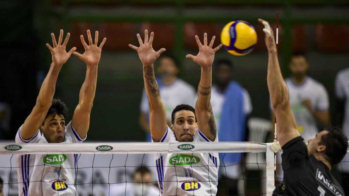 Sada Cruzeiro perde e é eliminado