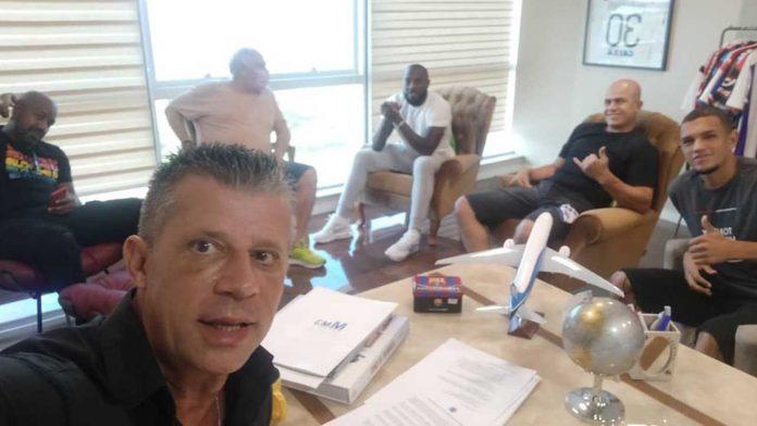 situação com o Cruzeiro