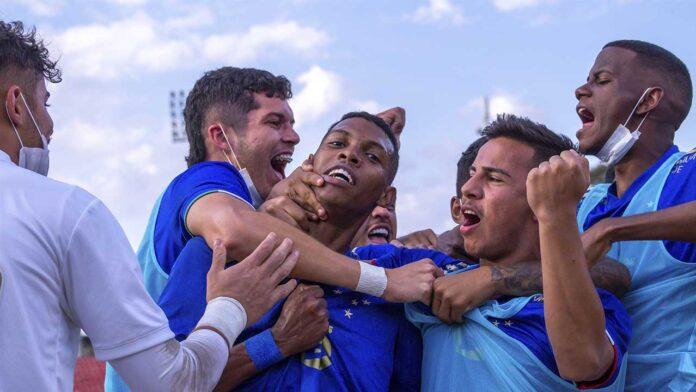 Cruzeiro venceu o Ceará
