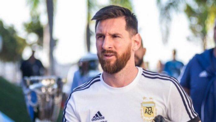 Messi na Toca