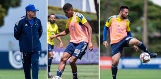 Cruzeiro desfalques