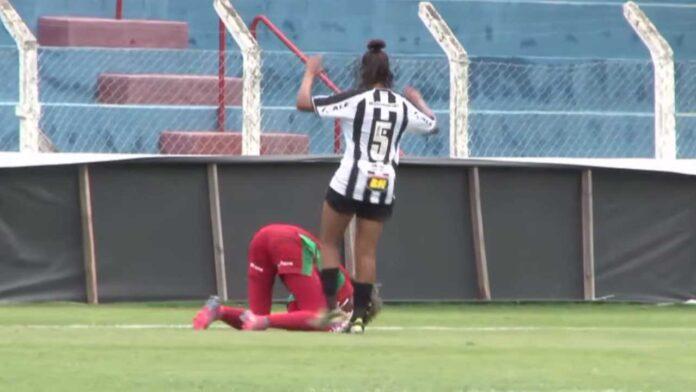 goleira do Cruzeiro